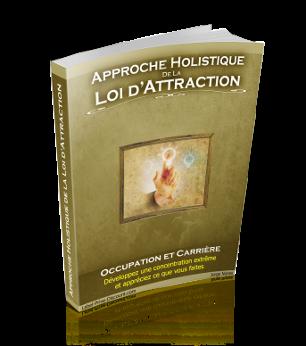 La loi d'attraction - livre 18 - Occupation et Carrière